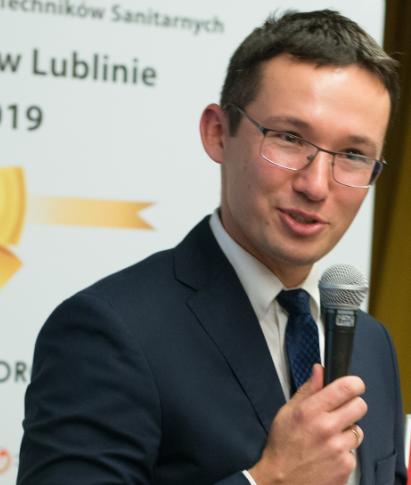 Zdjęcie drhab. inż.Tomasza Cholewy, prof.uczelni